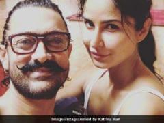A Glimpse Of Katrina Kaif And Aamir Khan's <i>Thug</i> Life