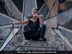 Here's Katrina Kaif Making Work Look Like Fun