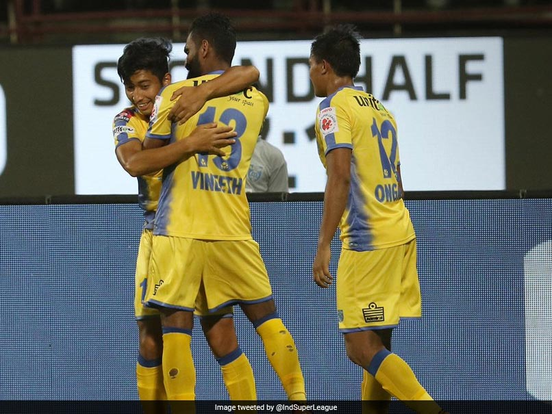 Indian Super League: Kerala Blasters Beat Delhi Dynamos In A Thriller