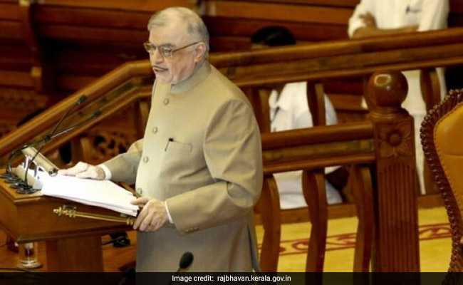 Kerala Governor P Sathasivam Asks Keralites To Be On Guard Against Intolerance