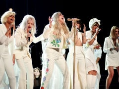 Grammys 2018: Kesha's Fierce Anti-Abuse Statement, With A-List Backup