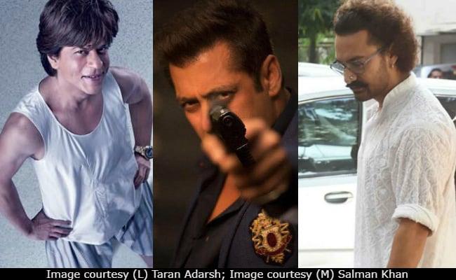 Zero - Shah Rukh Khan reveals title of new movie
