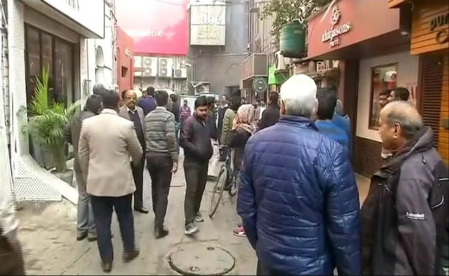 Sealing Drive Continues In Delhi's Khan Market, 10 More Shops Affected