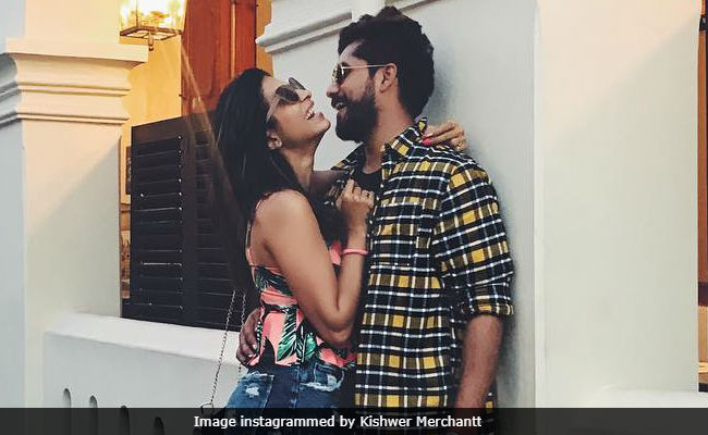 Kishwer Merchantt, Suyyash Rai's Sri Lanka Vacation Pics Are Trending