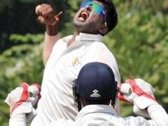 WI A v IND A 3rd  Test: कृष्णप्पा गौतम ने हैट्रिक सहित 6 विकेट लिए, 194 रन पर सिमटी वेस्टइंडीज ए टीम