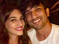 'Happy Birthday, Sushant Singh Rajput. Keep That Childlike Smile Always Alive,' Tweets Kriti Sanon