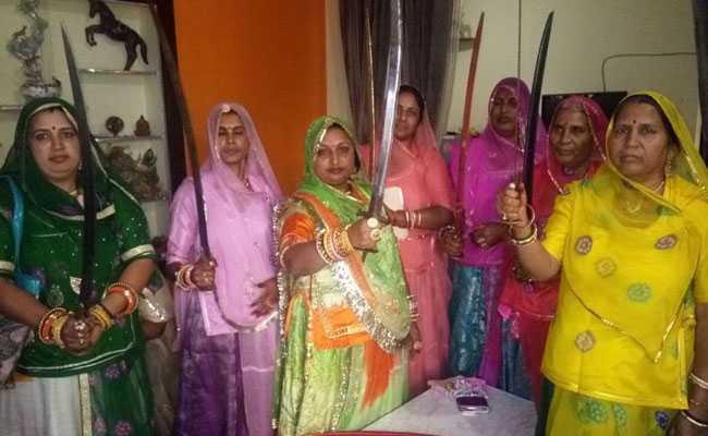 The Women Of Karni Sena And Their Rage Against 'Padmaavat'