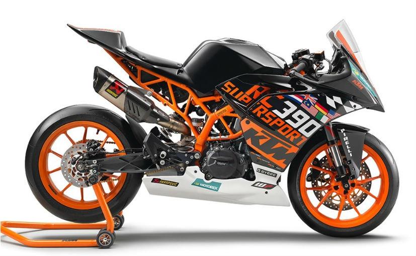 ktm rc 390 race kit