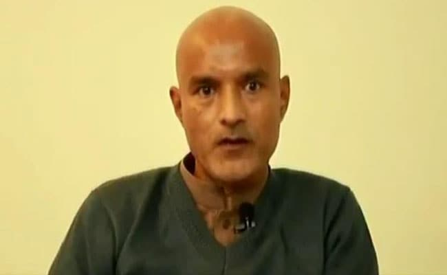 Pak Consistently Failed To Address Core Issues: Centre On Kulbhushan Jadhav Case