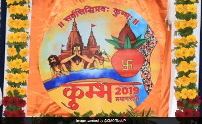 Kumbh Logo Before Films In UP Halls To Highlight Religious Importance