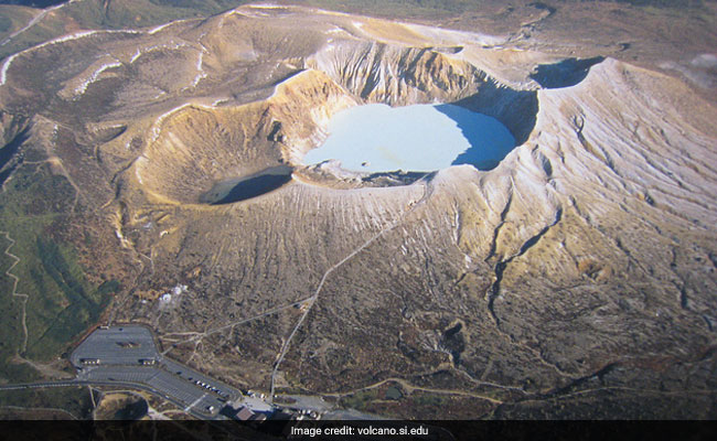 Volcano Erupts At Japanese Ski Resort, One Missing In Avalanche