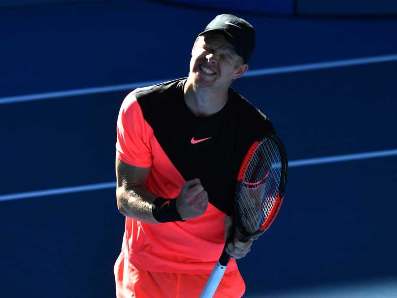 Australian Open: Kyle Edmund Upsets 3rd Seed Grigor Dimitrov to Reach Semis