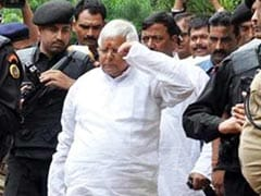 Lalu Yadav Convicted In Fourth Fodder Scam Case