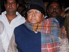 Lalu Yadav's Jail Sentence In Fodder Scam To Be Shared Tomorrow
