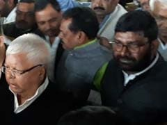 Lalu Yadav's Helpers Got Into Jail Easy. Bail Scuppers Their Plan To Stay