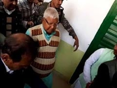 Lalu Prasad Yadav Found Guilty In Third Fodder Scam Case
