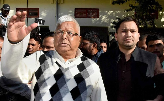 Lalu Yadav's Party Denies Making Calls To Special CBI Judge