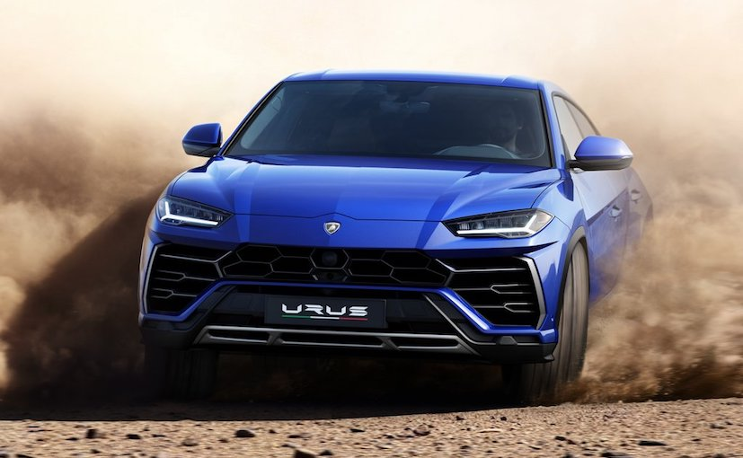 The Lamborghini Urus holds the distinction of being the world's fastest production SUV