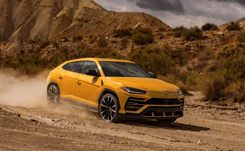 Lamborghini India Expects Volumes To Triple With The Urus; Will Expand To 2 New Cities In 2019