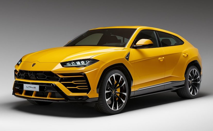 Lamborghini Urus Suv Sold Out Till 2019 In India Ndtv Carandbike