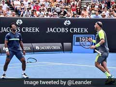 Australian Open 2018: Leander Paes-Purav Raja Aim For Top Spots After Surprise Win Against Jamie Murray-Bruno Soares