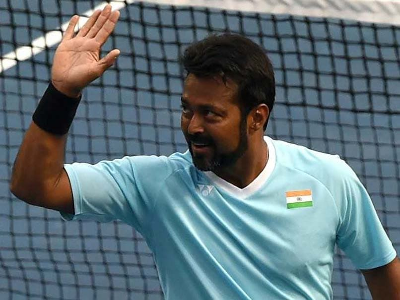 Leander Paes Becomes Most Successful Doubles Player In Davis Cup History