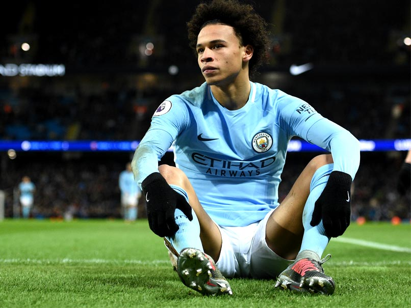 Manchester City Confirm Ankle Ligament Damage For Leroy Sane