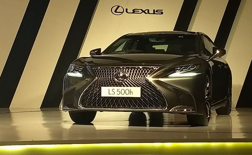 Lexus LS 500h India Launch Highlights: Specifications, Price, Images