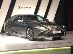 Lexus LS 500h vs Rivals: Specifications Comparison
