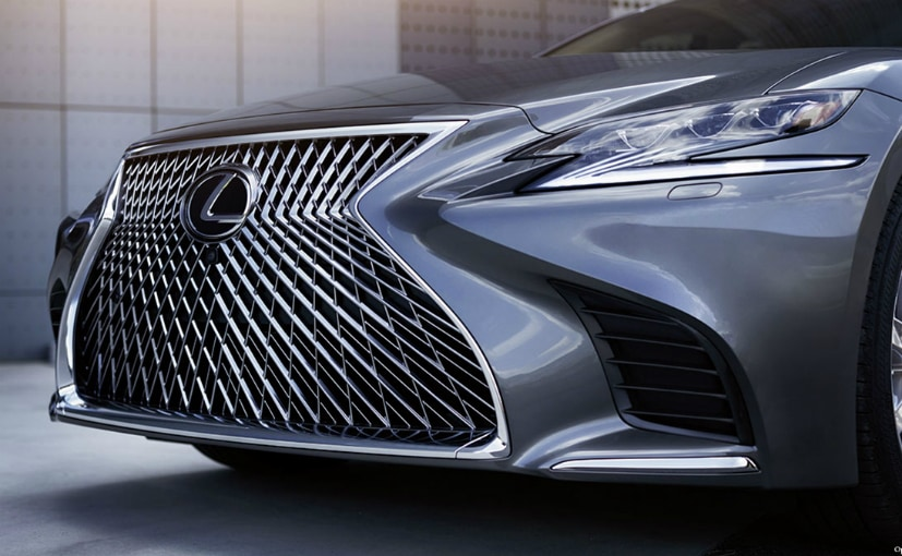 Lexus LS priced from $75995