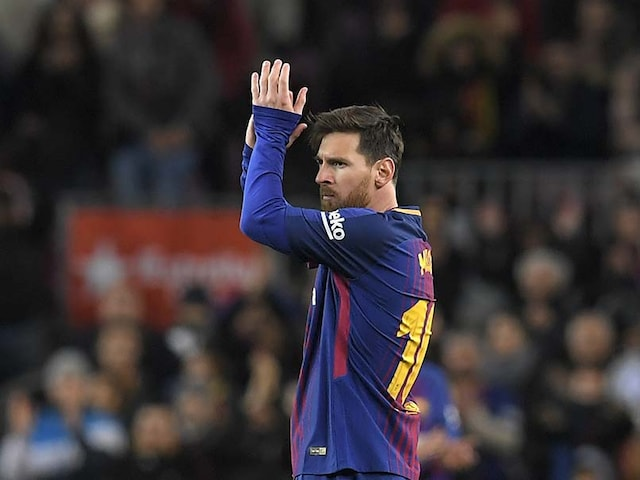 Copa Del Rey: Lionel Messi Puts on Masterclass For Watching Philippe Coutinho