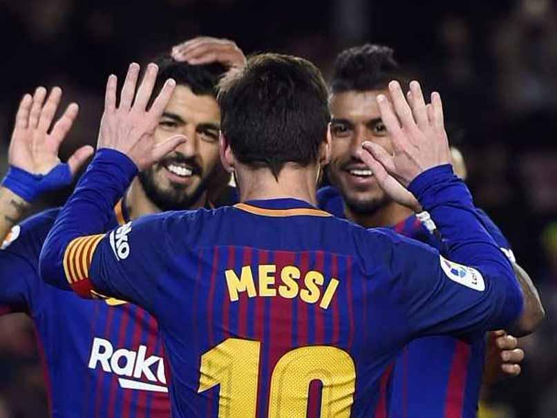 La Liga: Lionel Messi Marks New Milestone In Barcelona Victory