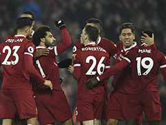 Premier League: Liverpool End Manchester City's Unbeaten Record In Seven-Goal Thriller