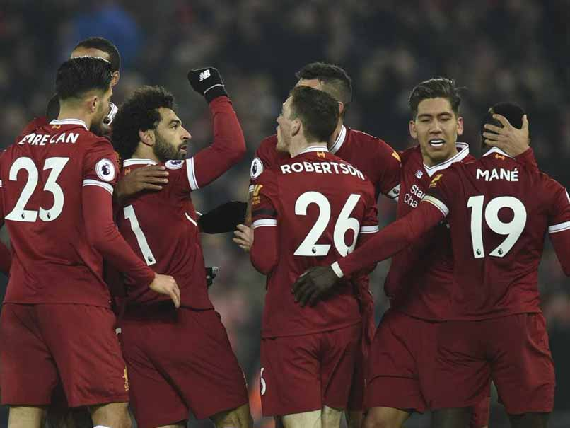 Premier League: Liverpool End Manchester City