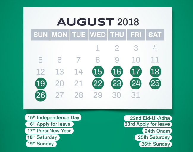 long weekends in india 2018 650