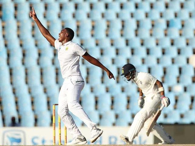 India vs South Africa: Virat Kohlis Wicket Was Special, Says Lungi Ngidi