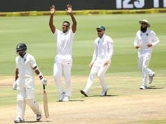 India vs South Africa, 2nd Test Day 5: Lungi Ngidi Claims Six Wickets As India Suffer Series Loss
