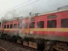 बिहार : मगध एक्सप्रेस ट्रेन के इंजन में लगी आग, चलती ट्रेन से कूदकर ड्राइवर ने बचाई जान