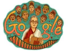 Google Doodle Pays Tribute To Writer-Activist Mahasweta Devi
