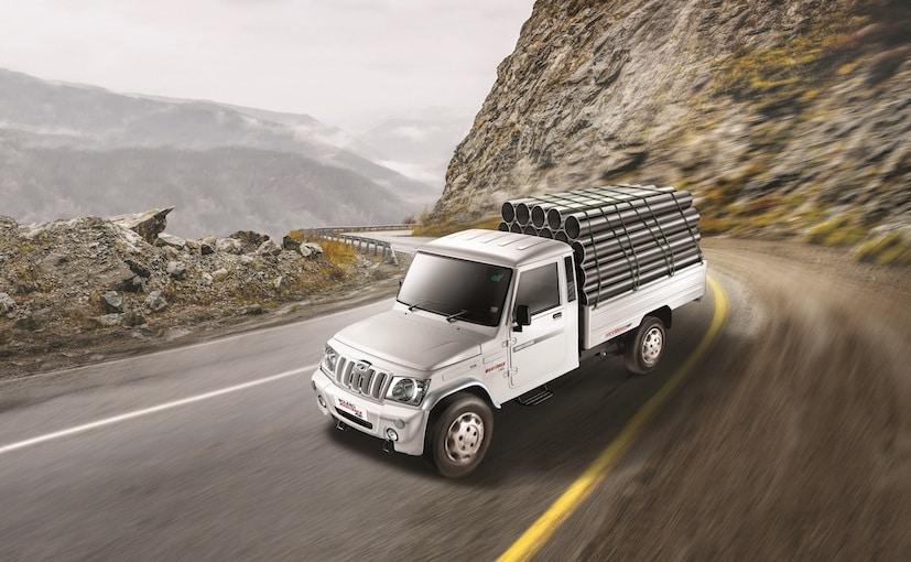 Mahindra Bolero Pik-Up Range Gets Buyback And Free Maintenance Guarantees