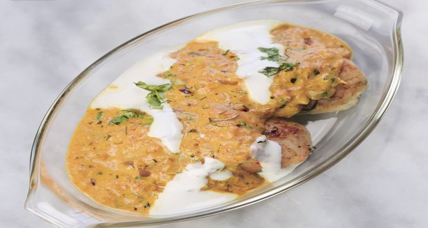 Stuffed Malai Kofta