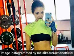 Malaika Arora Works Hard To Look This Good. Here's The Fitness Inspiration You Need