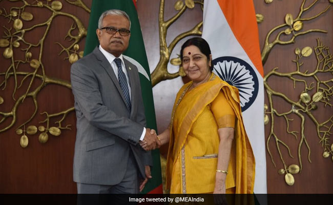 After Pact With China That Upset India, Maldives Reaffirms 'India First'