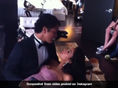 For Grammy Winner Bruno Mars, A Message From Music Video Co-Star Mallika Sherawat