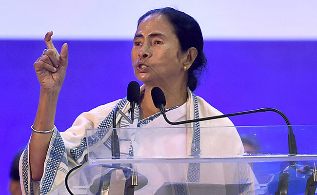 Mamata Banerjee Accuses BJP Of Targeting Mother Teresa's Charity