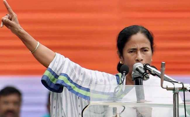 Those Who Can't Make Pandal Want To Build India, Says Mamata Banerjee