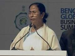 Thank You, Mamata Banerjee Tells Adani Junior At Bengal Global Business Summit