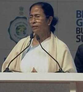 Thank You, Mamata Banerjee Tells Adani Junior At Bengal Business Summit