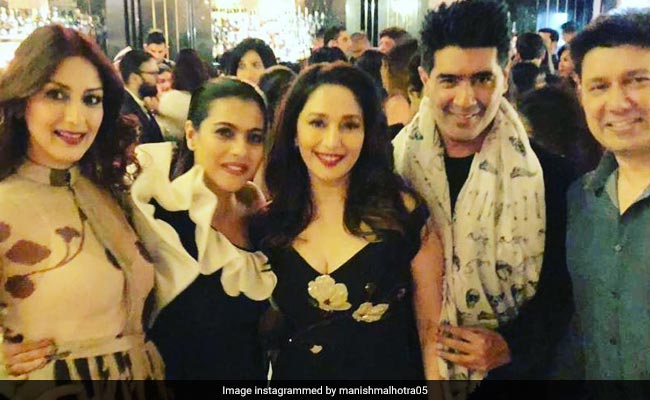 This Pic Of Madhuri Dixit, Kajol And Sonali Bendre Will Transport You To The 90s