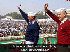 """Delhi, Is This Fair?"" Manish Sisodia's Open Letter After AAP Crisis"